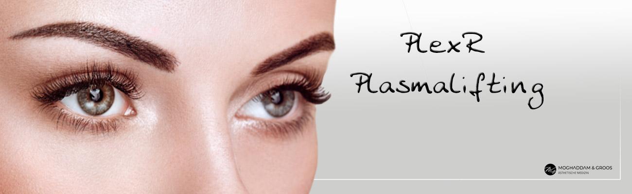 PlexR Plasmalifting Banner Bild