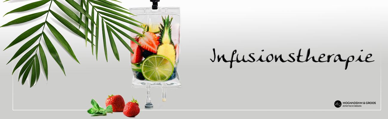 Infusionstherapie Banner