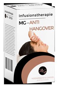 Infusionstherapie Paket Anti Hangover