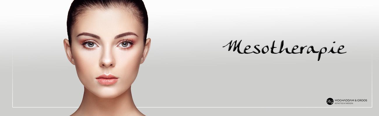 Mesotherapie Banner