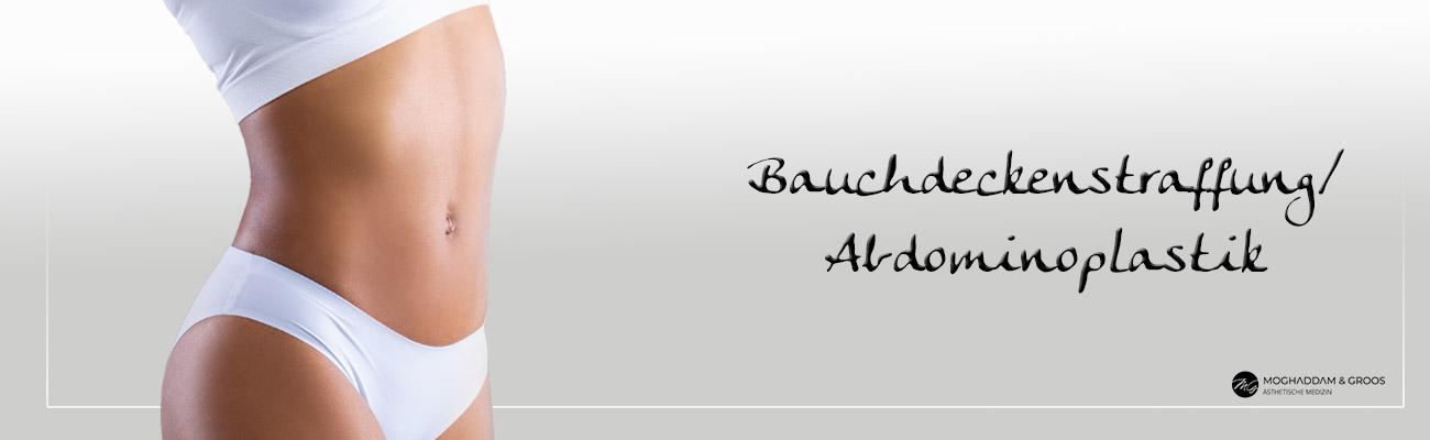 Bauchdeckenstraffung/Abdominoplastik in Bergisch Gladbach