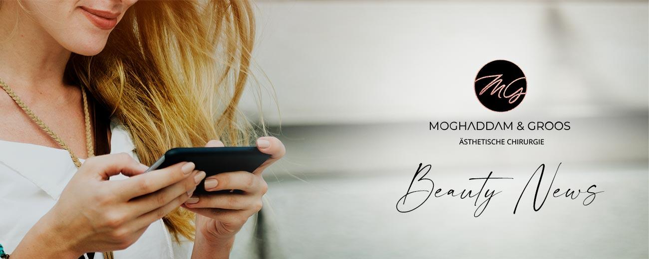 Newsletter Beauty News Banner