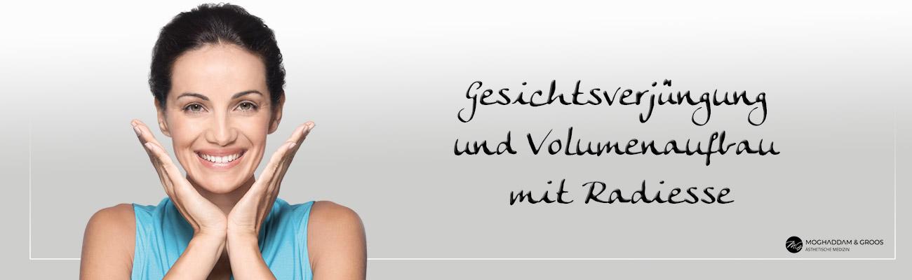 Gesichtsverjüngung Banner